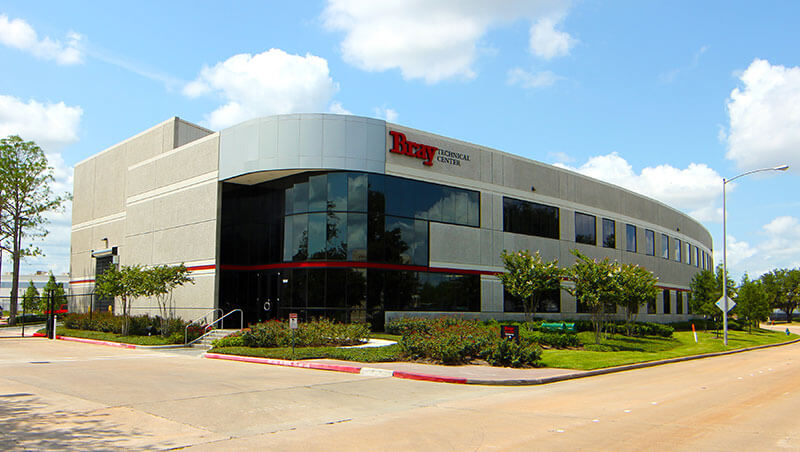 Bray International Inc Raymond Technology Center in Houston, TX