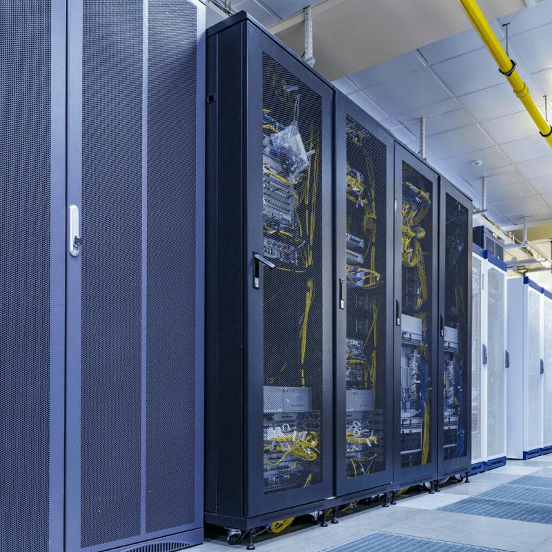 Sala de ar de computadores