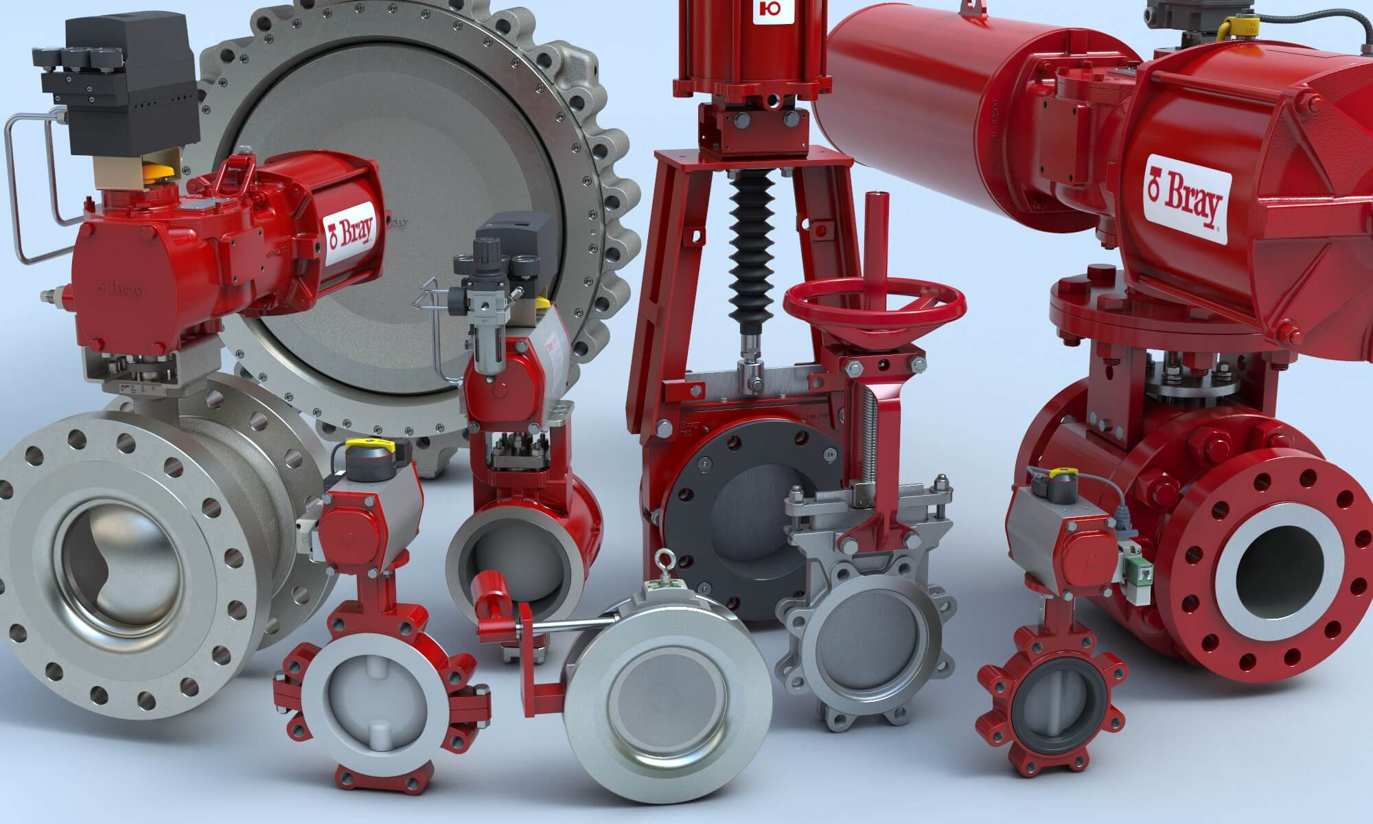Valves for Mining Industry